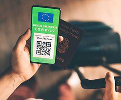 Paszport covidowy już obowiązuje. Ile jest ważny i czy mogą go dostać ozdrowieńcy?