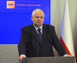 Adam Glapiński nagrodził sam siebie? Echa nagrody bankowego menedżera roku
