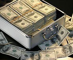 Kursy walut. Bilion dolarów na inwestycje w USA