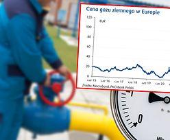 Kryzys na rynku gazu. Ceny dramatycznie rosną, a zapasy się kurczą