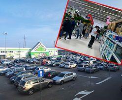 """Nowe obostrzenia od soboty. Polacy ruszyli do sklepów budowlanych. """"Ruch trzy razy większy"""""""