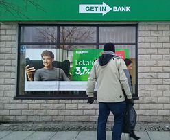 Getin Noble Bank ma ponad 100 mln zł straty. Zgodnie z planem