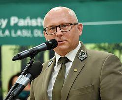 Lasy Państwowe bez dyrektora generalnego. Andrzej Konieczny odwołany