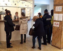 300 gości w hotelu. Kontrola policji trafiła w dziesiątkę