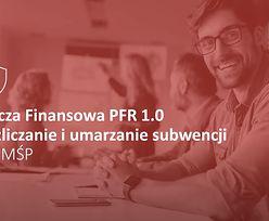 Jak rozliczyć lub umorzyć subwencję z Tarczy PFR 1.0? Skorzystaj z podpowiedzi ekspertów