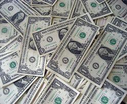Kursy walut. Wystrzał inflacji w USA pogorszył nastroje na rynkach