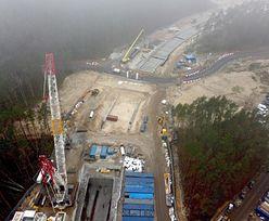 """Tunel pod Świną. Oficjalnie rusza jego drążenie. Kaczyński: """"Ta inwestycja wchodzi w czas decydujący"""""""
