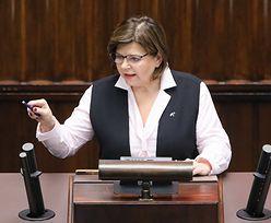 """""""Ja panu to zacytuję"""". Posłanka czytała ministrowi finansów wywiad dla Money.pl"""