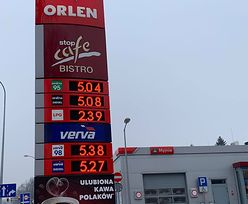 Ceny paliw rosną jak szalone. 5 zł z przodu coraz częściej, a będzie jeszcze drożej