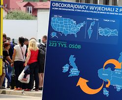 Ukraińcy wyjechali, Białorusini i Rosjanie też. Koronawirus zmniejszył liczbę obcokrajowców o ponad 220 tysięcy