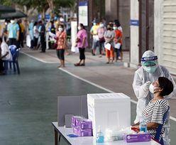 COVID-19. Naukowcy zapowiadają nowy test. Wykrywa koronawirusa w ślinie