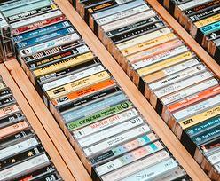 Wraca moda na kasety magnetofonowe. Ceny zaskakują