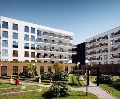 """Dwupoziomowe apartamenty i sprawna realizacja - """"Lazurowa Przystań"""" na końcowym etapie inwestycji."""