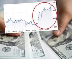 Kursy walut. Bank USA wyraźnie podbił notowania dolara