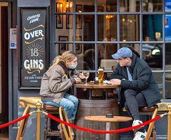 Koronawirus w Wielkiej Brytanii. Puby serwują piwo wyłącznie na wynos