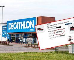 Klienci wściekli na Decathlon. Poszło o sprzęt z logo NBA
