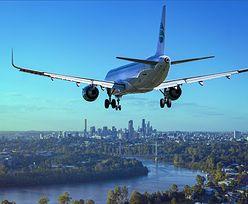 Zakaz lotów przedłużony. Ograniczenia w lotach do USA