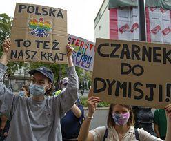 MEN zbiera informacje o strajkujących. Poseł pokazał pismo