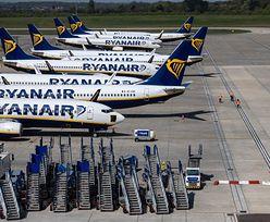 """Szef Ryanaira krytykuje pomysł obowiązkowej kwarantanny. """"Nie ma podstaw naukowych, że to skuteczne"""""""