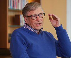 Bill Gates przypomina, że szczepionki na koronawirusa muszą trafić do wszystkich. Również tych, których na nie nie stać