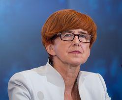 Była minister od 500+ ujawniła swoją emeryturę. Pokaźne świadczenie Elżbiety Rafalskiej