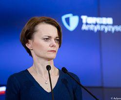 """Zjednoczona Prawica nie zapomina o Jadwidze Emilewicz. """"Talenty zostaną wykorzystane"""""""