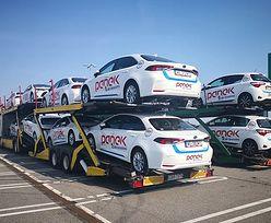 Panek ma już 1200 aut w samej Warszawie. Zwiększa się także liczbę w innych miastach