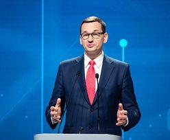 """Afera Banasia. """"Plan B"""" nie wypalił, przyznaje premier Morawiecki. Wini opozycję"""