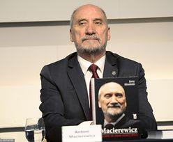 Antoni Macierewicz marszałkiem seniorem Sejmu. Funkcja tymczasowa, ale prestiżowa