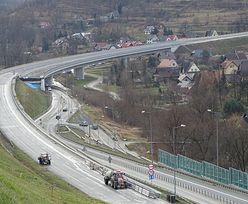 Budowa S7. GDDKiA otwiera nowy odcinek Zakopianki