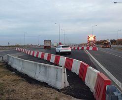Wiadukt na A1 zamknięty. Może zostać zburzony i ponownie zbudowany