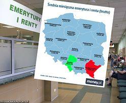 Emerytury i renty. Śląsk zawyża statystyki. Najwięcej wypłat i na największe kwoty