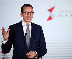 Mateusz Morawiecki na Śląsku. Premier chwali się dokonaniami