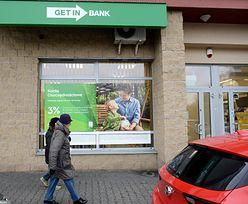 Getin Noble Bank ma 100 mln zł straty. Mniej pieniędzy z odsetek i prowizji