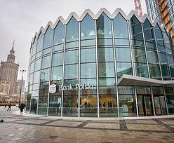 Rotunda otwarta po dwóch latach remontu. To nie tylko bank