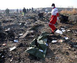 Iran. Boeing 737 rozbił się pod Teheranem. 176 ofiar katastrofy