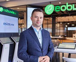 """""""Dezynfekcja dwa razy dziennie, wszyscy w rękawiczkach"""". Prezes eobuwie.pl zapewnia, że paczki są bezpieczne"""