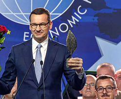 Forum Ekonomiczne w Krynicy-Zdroju. Mateusz Morawiecki z nagrodą Człowieka Roku