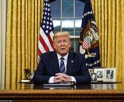 Donald Trump zawiesza podróże z Europy do USA. Powodem koronawirus