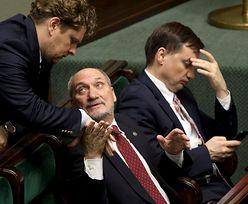 Antoni Macierewicz zaliczył debiut jako Marszałek Senior. Nie obeszło się bez kontrowersji