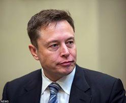 """Elon Musk zmienił nazwę użytkownika na Twitterze na """"Elon Tusk"""". Zamieścił też wpisy dotyczące przyszłości spółki Tesla"""