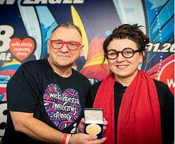 Finał WOŚP 2020. Licytacja jedyna w swoim rodzaju: replika Medalu Noblowskiego Olgi Tokarczuk