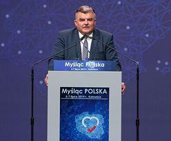 Wiceminister rolnictwa Tadeusz Romańczuk złożył rezygnację