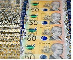 46 milionów australijskich banknotów z błędem ortograficznym trafiło do obiegu