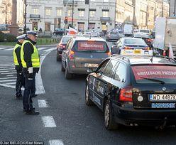 Protest taksówkarzy. W kwietniu szykuje się największa akcja w historii