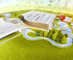 W Szczecinie budują nowoczesny aquapark. W miejscu, w którym kąpali się jeszcze Niemcy