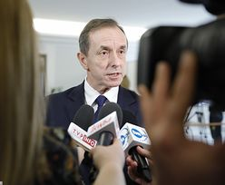 Marian Banaś nie przyszedł na posiedzenie senackiej komisji. Marszałek Tomasz Grodzki komentuje