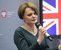 Polska chce umacniać więź gospodarczą z Wielką Brytanią. Emilewicz zapowiada nowy program