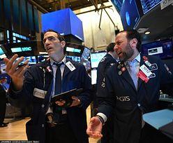 Koronawirus. Panika na Wall Street trwa, najgorsza sesja od ponad 30 lat