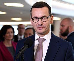 PiS: Mateusz Morawiecki znów ograniczy handel. Nową ustawą utrudni sieciom sprzedaż własnych marek